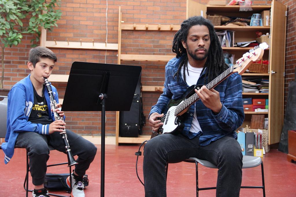 Brooklyn Waldorf School Jazz Band