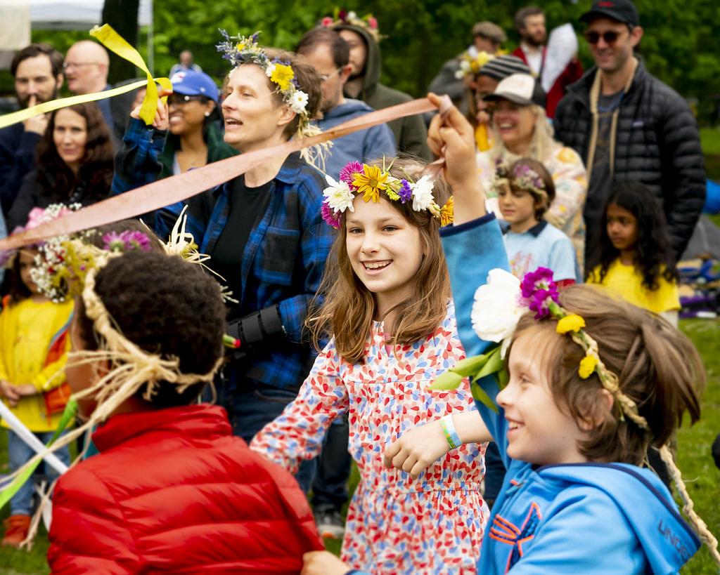 Community Festivals at Brooklyn Waldorf School